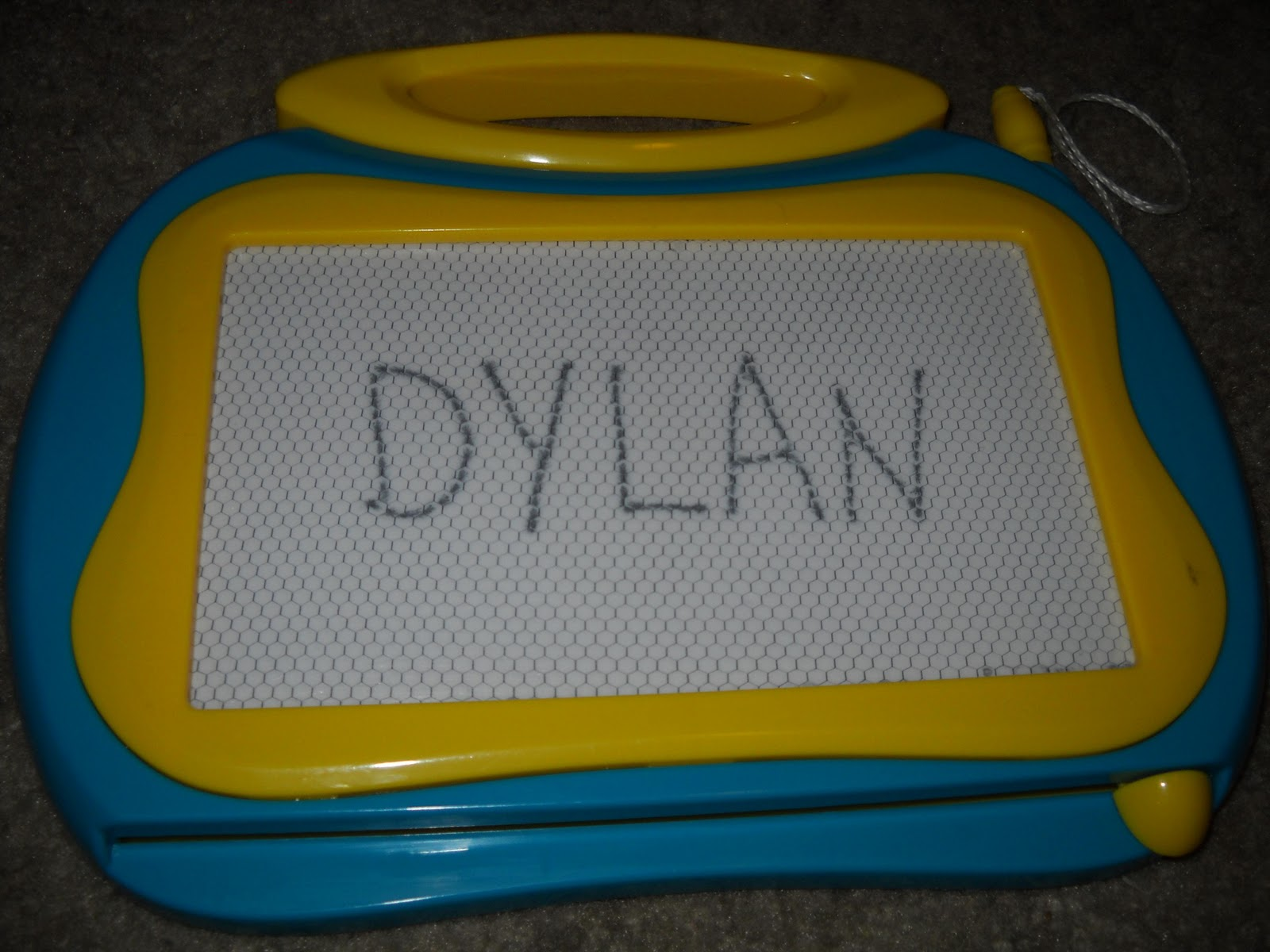 Dylan S Autism Recovery Our Alphabet Activities