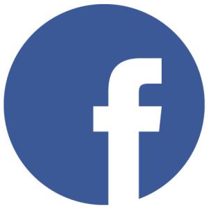 logo facebook minimalist