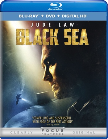 Black Sea 2014 Dual Audio Hindi 480p BluRay 350mb