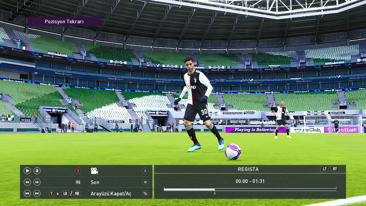 PES 2020 Demo Crowd Disabler ~ PESNewupdate com | Free