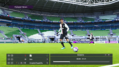 PES 2020 Demo Crowd Disabler