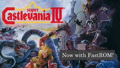 super castlevania IV fastROM