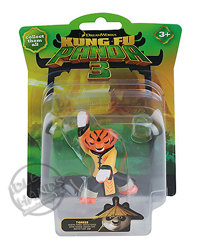 Idle Hands Toy Fair 2016 Kung Fu Panda 3 Strikes