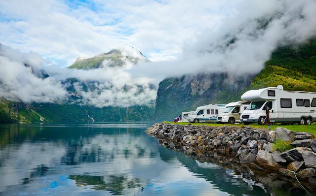 Family Vacation RV Trip