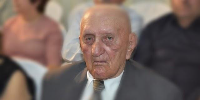Aos 85 anos, morre ex-prefeito de Padre Marcos-PI, Vitinho Macedo