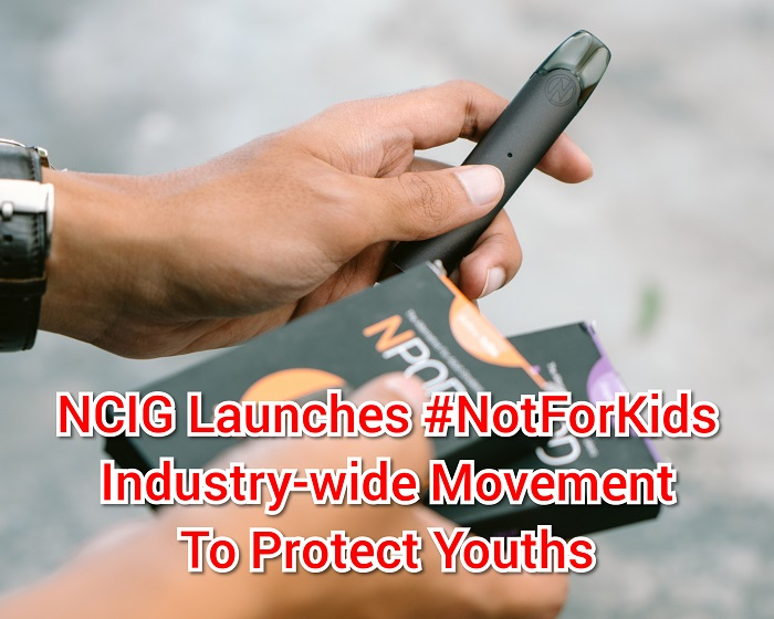 NCIG Protect Malaysian Youths #NotForKids