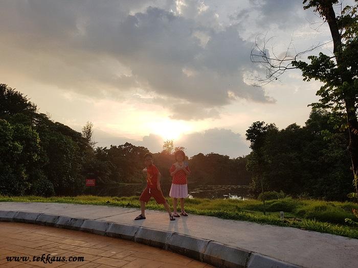 Visiting Taman Botani Perak In Taiping Photos