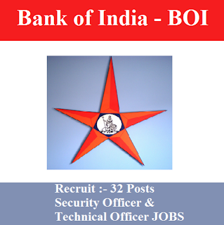 Bank of India, BOI, freejobalert, Sarkari Naukri, BOI Admit Card, Admit Card, boi logo