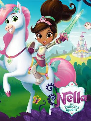 Nella The Princess Knight [Latino]