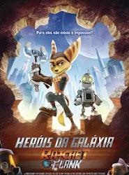 Heróis da Galáxia: Ratchet e Clank – Legendado