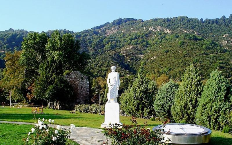 Η Περιφέρεια Κεντρικής Μακεδονίας εταίρος του ΑΠΘ και του Δήμου Αριστοτέλη για τη δημιουργία Διεθνούς Κέντρου για τον Αριστοτέλη στα Αρχαία Στάγειρα