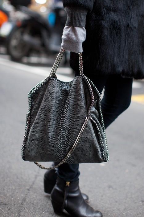 vluxury diy luxury inspiration stella mccartney bag. Black Bedroom Furniture Sets. Home Design Ideas