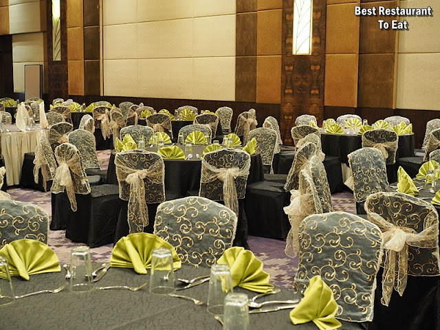 Marriott Putrajaya Hotel Ballroom Wedding Package
