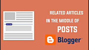 HOW TO AUTOMATICALLY ADD RELATED ARTICLES IN THE MIDDLE OF POSTS