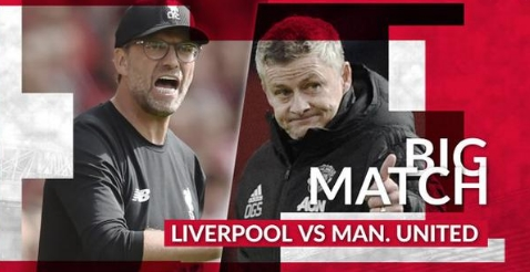 streaming Liverpool VS Manchester United