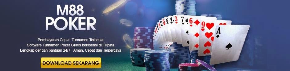 M88 Poker Online Aman Dan Terpercaya