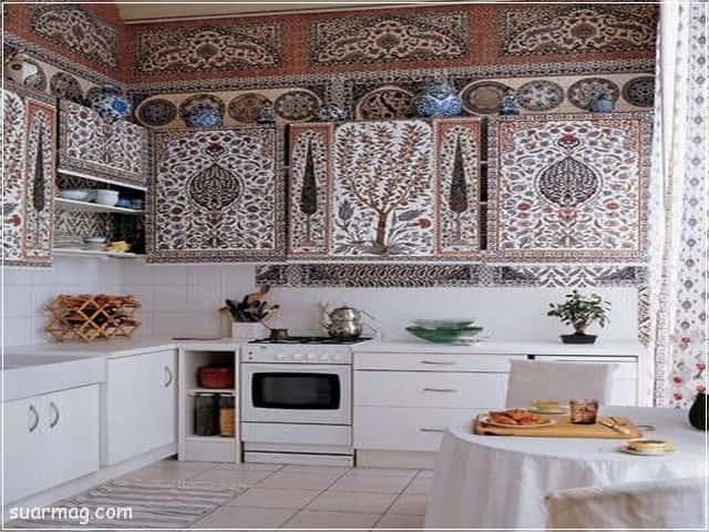 ديكورات مطابخ تركية 9 | Turkish kitchen decors 9