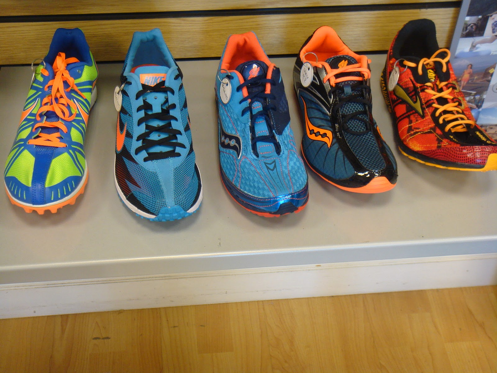 Cross Country Racing Flats are In! 304df148df53