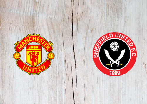 Manchester United vs Sheffield United Full Match & Highlights 24 June 2020
