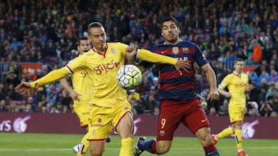 FC Barcelona gana 6 a 1 al Sporting Gijón
