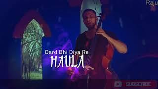 इश्क भी किया रे मौला Hindi Lyrics