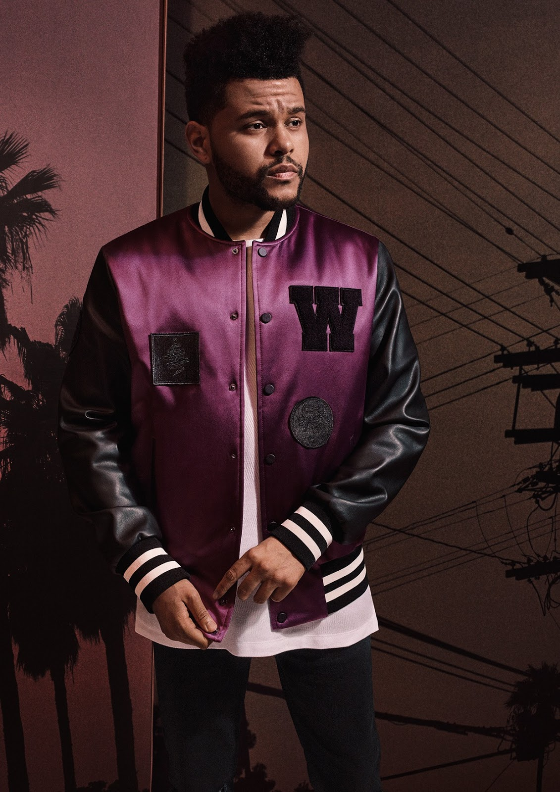 The Weeknd & H&M   Fall 2017 Essentials Collection
