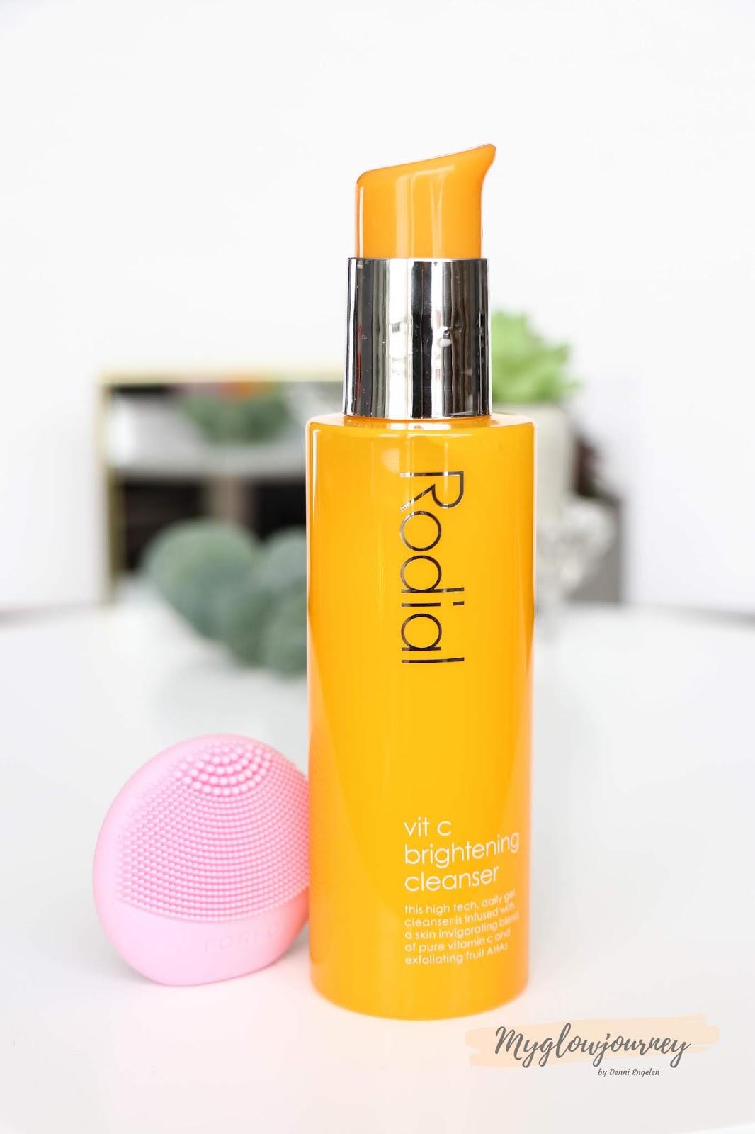 Rodial Vitamine C Brightening Cleanser