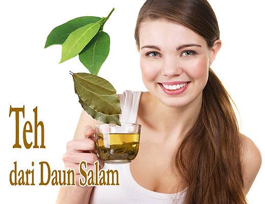 Teh dari daun Salam untuk pereda nyeri sendi akibat asam urat