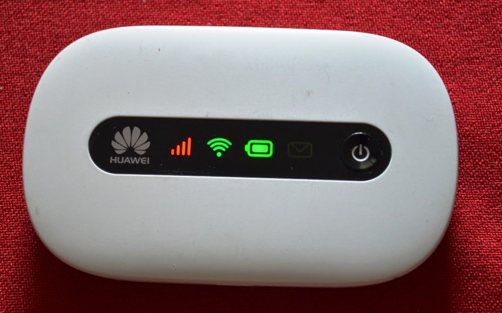 The Life's Way: Product Review - HUAWEI Mobile WiFi E5220