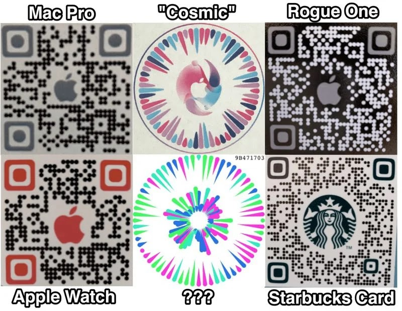 ios-14-leak-apple-qr-codes