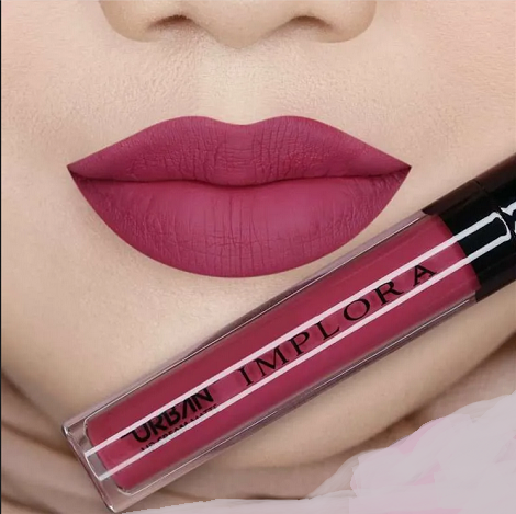 Urban Lip Cream Matte