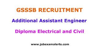 gsssb recruitment