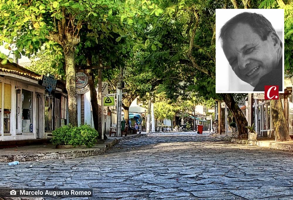 nome de rua bucolismo cotidiano urbano cronica