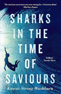 Cover of the novel Sharks in the Time of Saviours