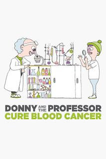 Donny and the Professor Cure Blood Cancer
