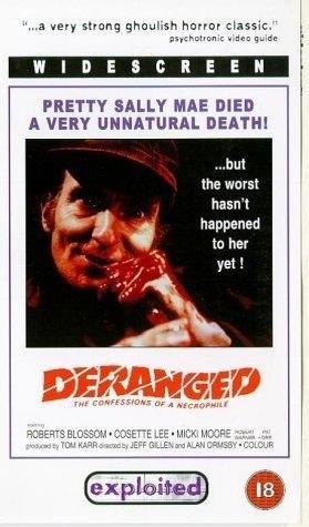 Deranged / Deranged - Il Folle (1974) | 1970-1975