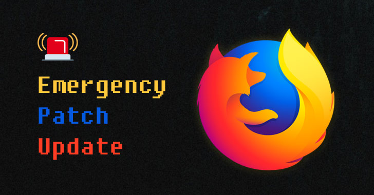 mozilla firefox update patch