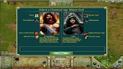 Download Game Age of Mythology The Titans PC