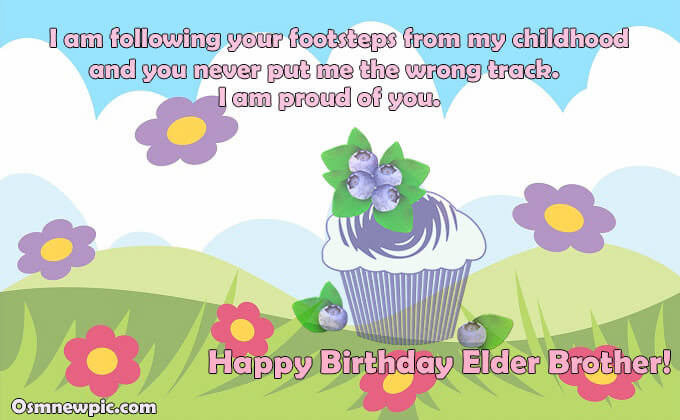 Happy Birthday Brother Quotes for Facebook