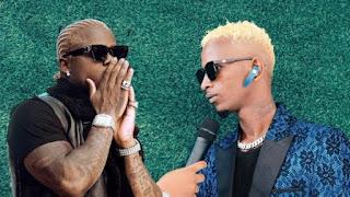 Hiki apa Chanzo cha Ugomvi wa Harmonize na Producer Bonga