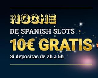 Todoslots 10 euros gratis 2-3-2021