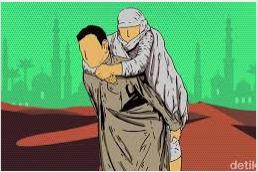Kisah Uwais Al-Qarni Sahabat Nabi SAW, (al-Mukhodhrom)