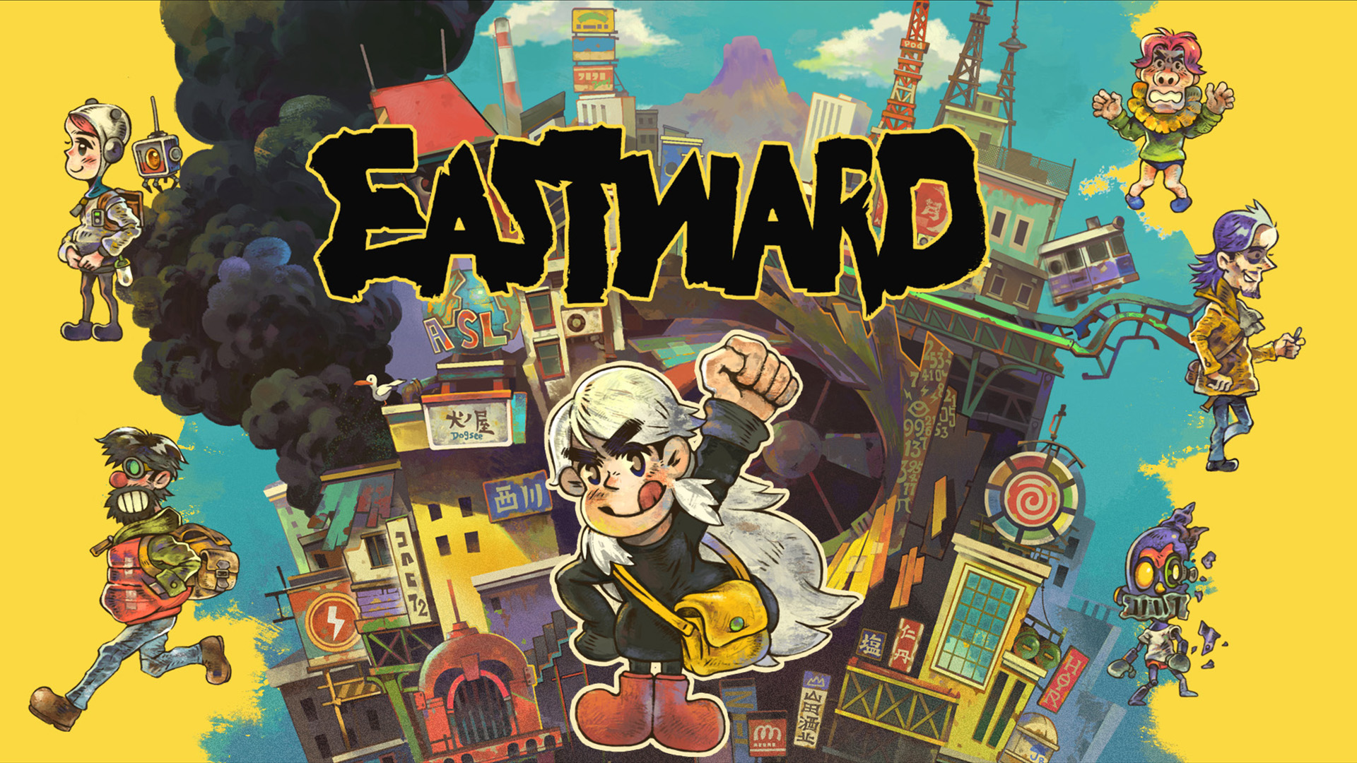 Eastward - How to get and use bombs