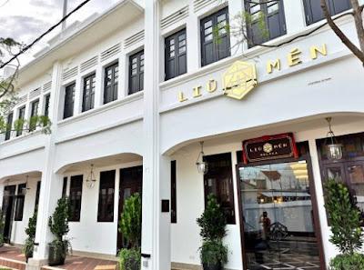 Hotel Mewah Baru di Melaka