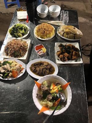 dịch vụ nấu cỗ tại Tây Mỗ, Nam Từ Liêm