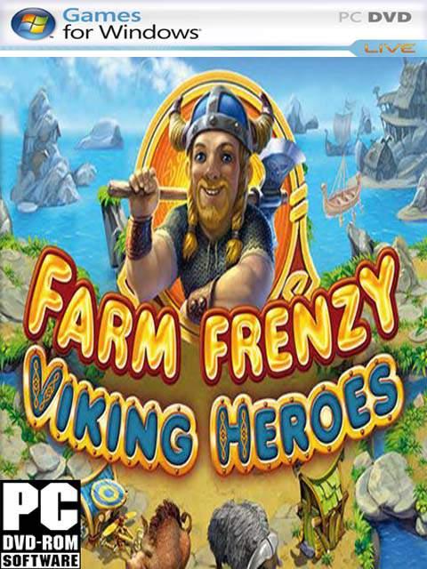 تحميل لعبة Farm Frenzy 4 مضغوطة برابط واحد مباشر كاملة مجانا
