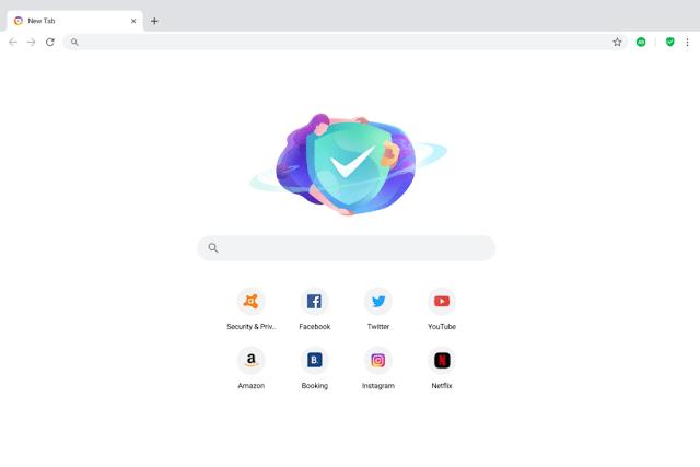 Avast Secure Browser untuk Windows