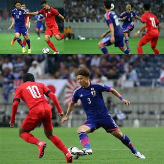 ロシアW杯アジア2次予選