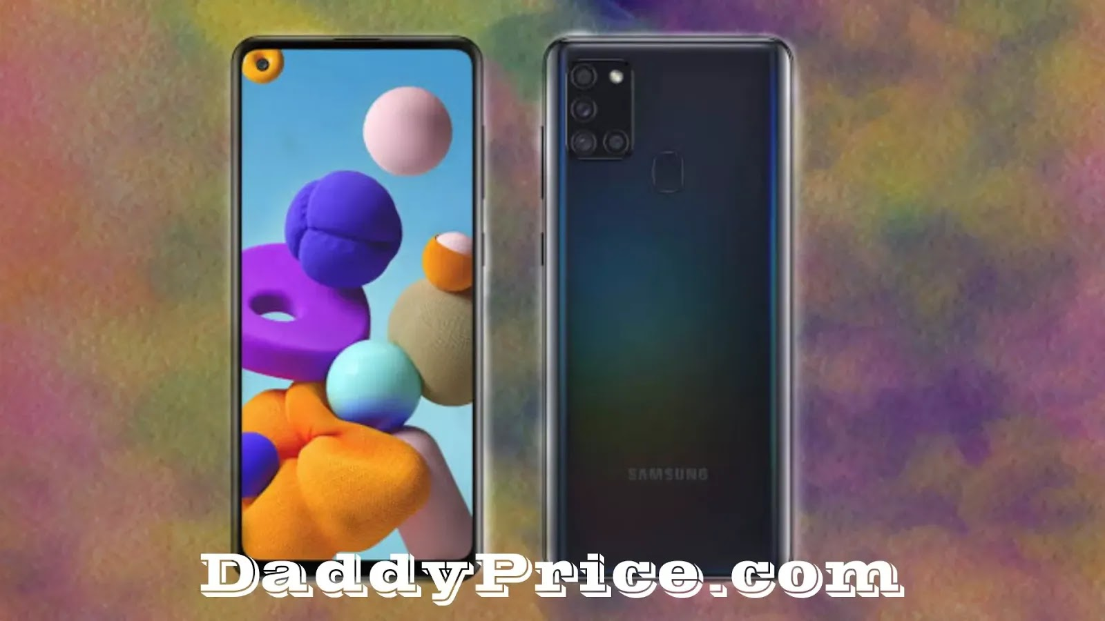 Samsung Galaxy A21s Specification Price In India Daddy Price Mobile Review