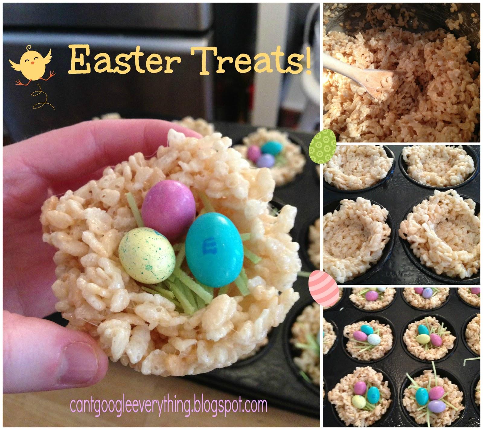 Easy Easter Treats My Mini Adventurer
